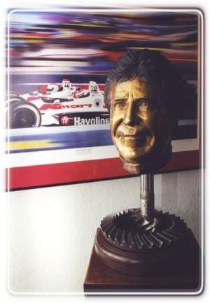"""Dirt Devil"" - Mario Andretti"